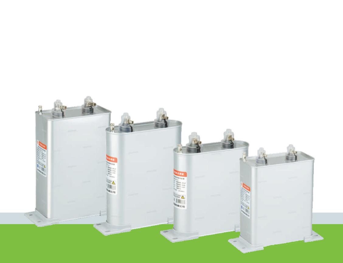 自愈式低压并联电容器(单相)